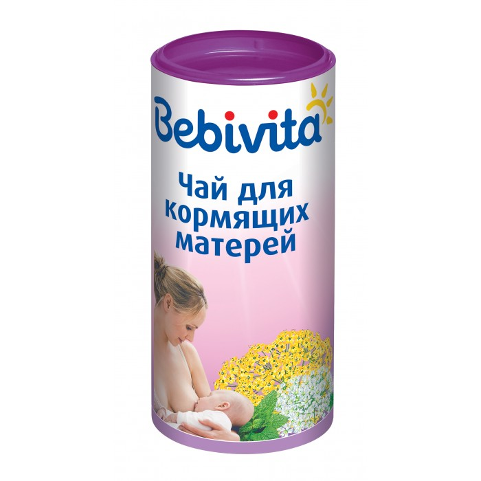 Bebivita Чай для кормящих матерей 200 г