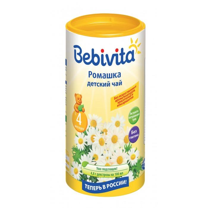 Bebivita Чай детский Ромашка с 4 мес. 200 г