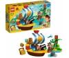 Конструктор Lego Duplo 10514 Лего Дупло Пиратский корабль Джейка