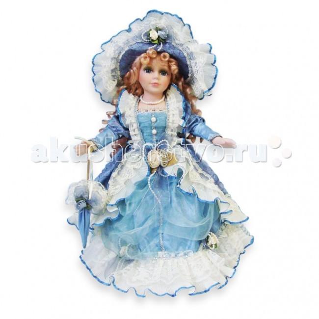Lisa Jane Кукла фарфоровая Габриэлла 16