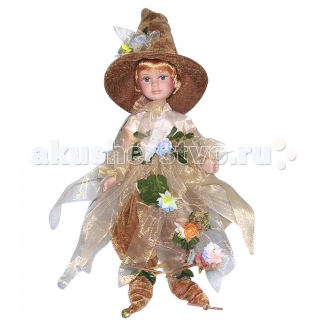 Lisa Jane Кукла фарфоровая Дакота 12