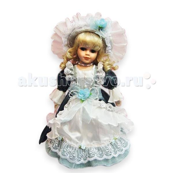 Lisa Jane Кукла фарфоровая Елена 12