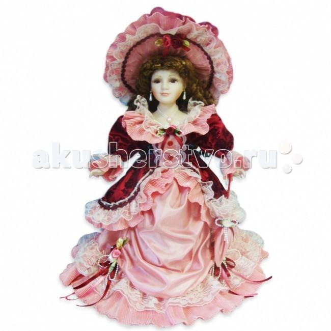 Lisa Jane Кукла фарфоровая Изольда 18