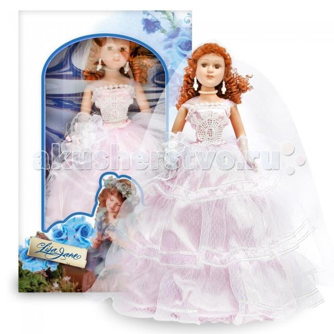 Lisa Jane Кукла фарфоровая Лоретта 12