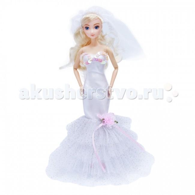Daisy Кукла шарнирная Луиза 29 см 25566 - DaisyКукла шарнирная Луиза 29 см 25566Кукла шарнирная Луиза, 29 см, в коробке   Куклы шарнирные Daisy - настоящие принцессы, они одеты в нарядные платья, их волосы уложены в красивые прически, они готовы идти на самый роскошный бал!   Тело этих замечательных кукол отличается  особой анатомической конструкцией, они могут принимать любые позы, свойственные человеку. Специальные шарниры выполняют роль суставов: они позволяют рукам, ногам и даже туловищу куклы  сгибаться практически под любым углом.  Куклы предназначены для детей от 3х лет.<br>