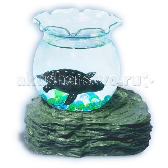 УникУМ Набор аквариум с 1 черепашкой