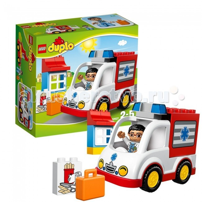 ����������� Lego Duplo 10527 ���� ����� ������ ������