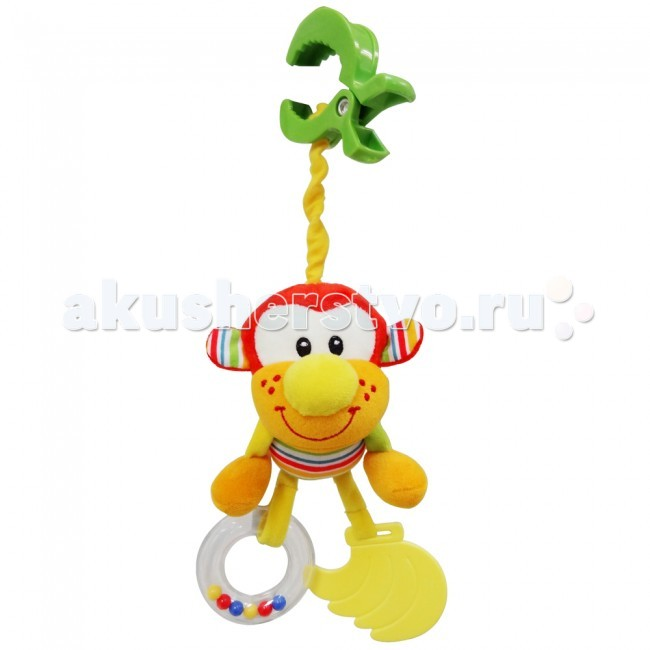 Подвесная игрушка MAPA baby Обезьянка 28750