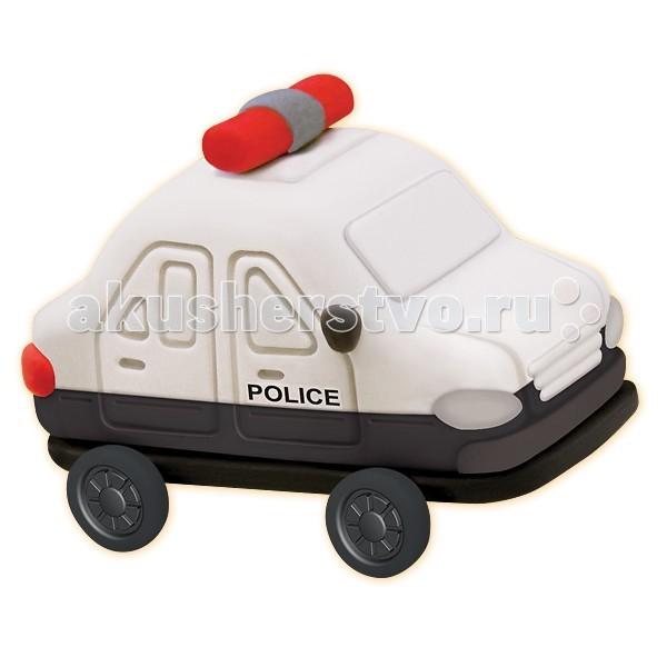 Лавка Чудес Набор для лепки Полицейская машина