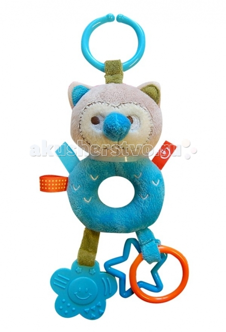 Подвесная игрушка BoboBaby Совенок