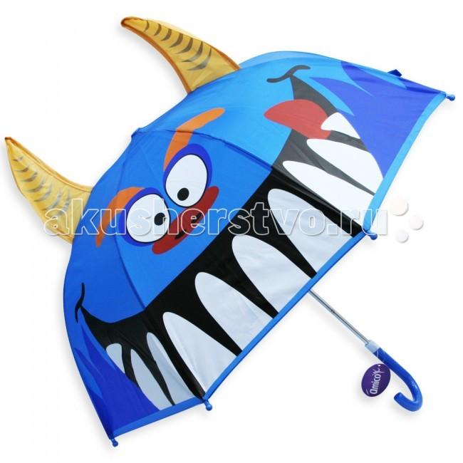 Детские зонтики Ami&Co (AmiCo) Зонт Монстрик 46 см