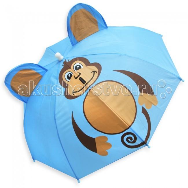Детские зонтики Ami&Co (AmiCo) Зонт Обезьянка 46 см