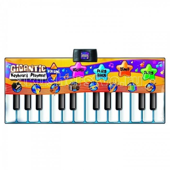Игровой коврик Ami&Co (AmiCo) Веселое пианино 20596