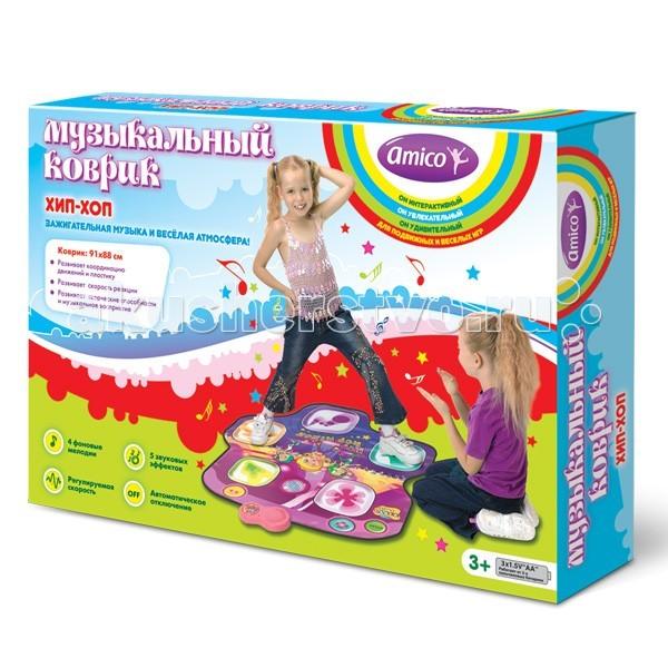 Игровой коврик Ami&Co (AmiCo) Хип-хоп 20593