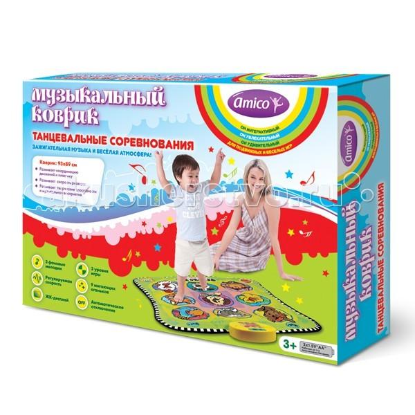 Игровой коврик Ami&Co (AmiCo) Танцевальные соревнования 20603