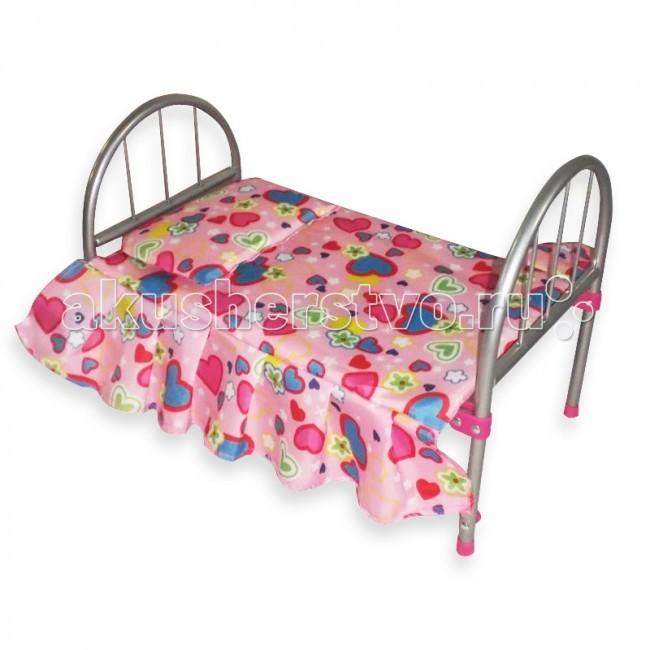 Кроватка для куклы Mami 18970