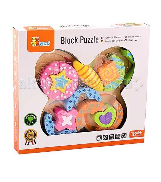 Деревянная игрушка Viga Логика Бабочка от Акушерство