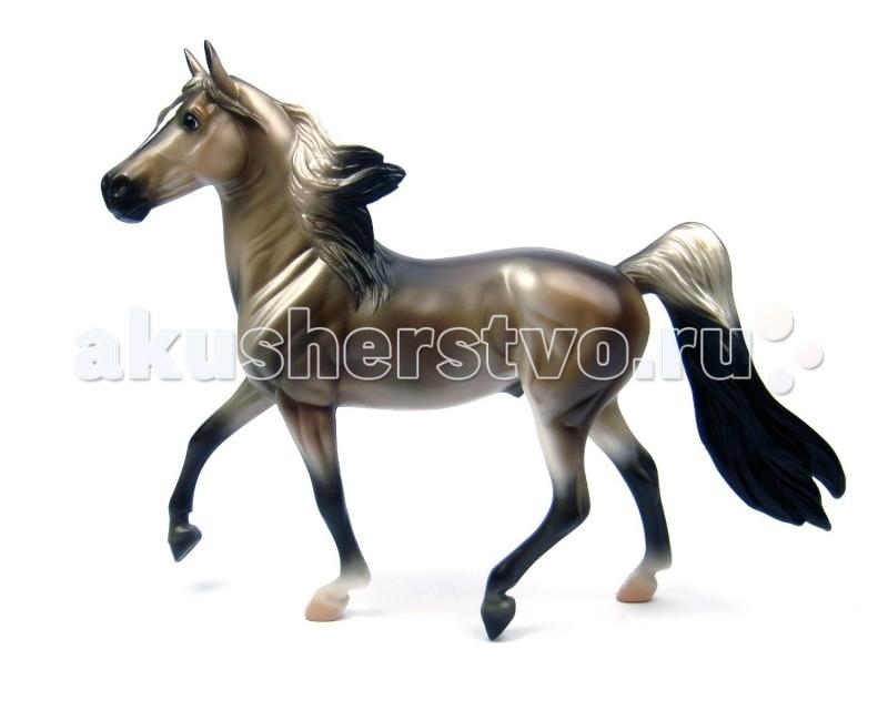 Breyer Лошадь морган мышастая