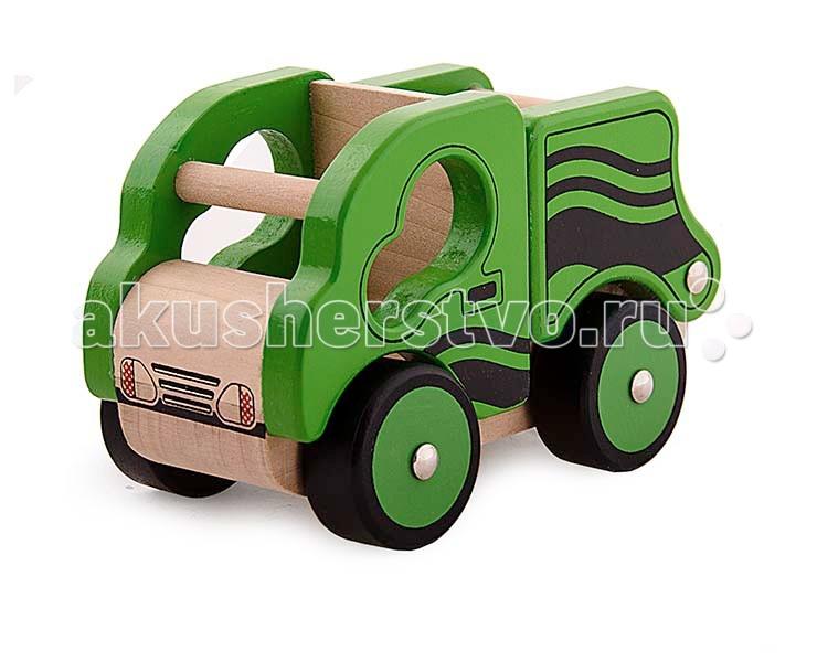 Деревянная игрушка Viga Машинка СамосвалМашинка СамосвалViga Машинка Самосвал изготовлена из экологически чистого материала – древесины.   Яркая цветная детская машинка будет прекрасным подарком для мальчишки на любой праздник. Игрушка подойдет как для игры дома, так и для игры на улице в песочнице.   С такой замечательной игрушкой можно играть как дома, так и брать с собой на улицу.  Игрушка, выполненная в ярких цветах, обладает особой прочностью. Не стоит опасаться, что она развалится в руках после нескольких часов наедине с ребенком. Такой подарок доставит малышу множество увлекательных часов.<br>