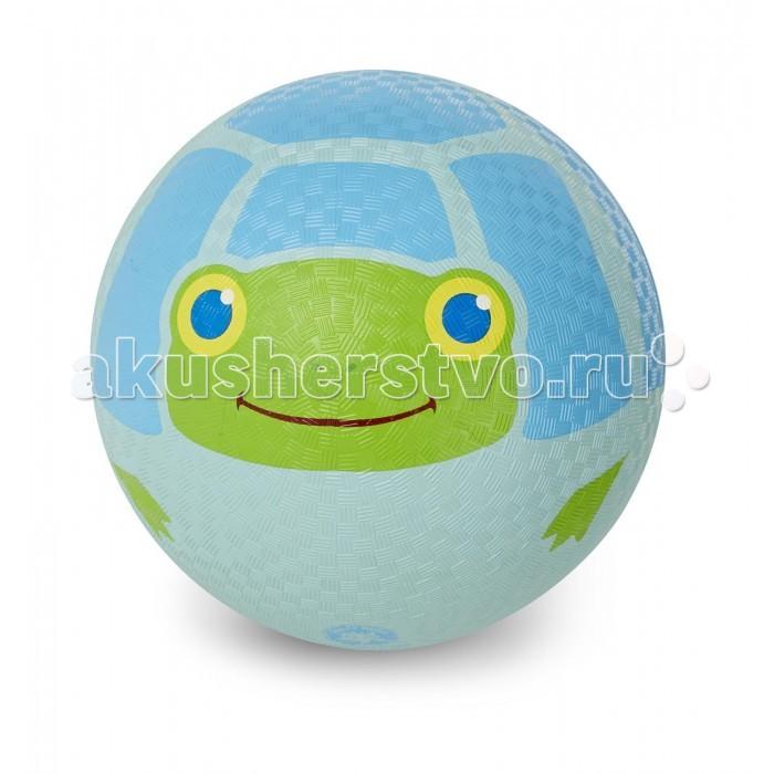 Мячи и прыгуны Melissa & Doug Sunny Patch мяч Черепаха