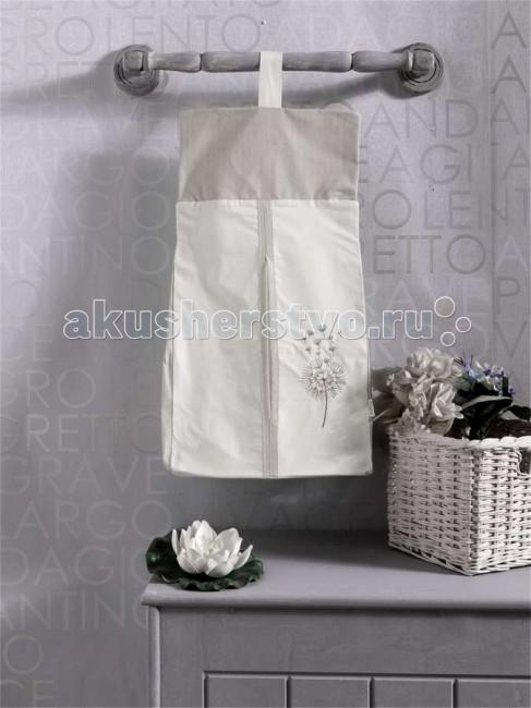 Kidboo Прикроватная сумка Blossom Saten VanillaПрикроватная сумка Blossom Saten VanillaПрикроватная сумка Kidboo Blossom Saten Vanilla  В такой сумочке удобно разместятся, например, чистые подгузники или запасные пеленки. Сумка оригинального дизайна, очень практичная, с удобной застежкой.   Ее можно подвесить не только на кроватку, но и на пеленальный столик, шкафчик, ручку двери - в любое удобное для мамы место.  Материал: 100% хлопок  Размер: 30х65 см<br>