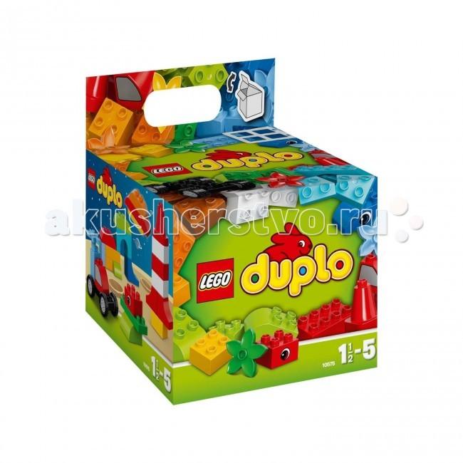 ������������ Lego - LegoDuplo 10575 ���� ����� ������������ ����������������� Lego Duplo 10575 ���� ����� ������������ ������ �������� 75 ������������� ���������. ����������� �������� �������� ��� ������ ���������� � ������� ����� LEGO� DUPLO!  � ��������� ������ ������������ ������ DUPLO, �� ������� ����� ��������� ���, ��� ������.  �����, � ������ ����� ������ ������ ��� �������, ������ � ������� ��� �������� ��������, �������� ������������� � ��������� ����� - ������������� ����, �����, �����.  ����������� ��������� � �������� ��������� ��������� � ������ � �������� ���������� ���� ��� ������ �������������.  � ����� ������: ������������ � ����������� ������ ����� ������ ��� ������� �������� ��� ������������� ����. ���������� �������: 75 ��.<br>