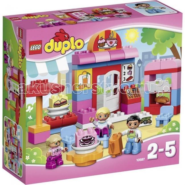 Конструктор Lego Duplo 10587 Лего Дупло Кафе