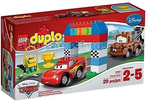 ����������� Lego Duplo Cars 10600 ���� ����� ����� ����� �� ������