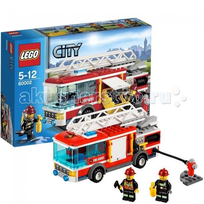 ����������� Lego City 60002 ���� ����� �������� ������