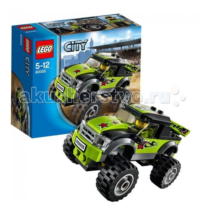 Конструктор Lego City 60055 Лего Город Монстрогрузовик