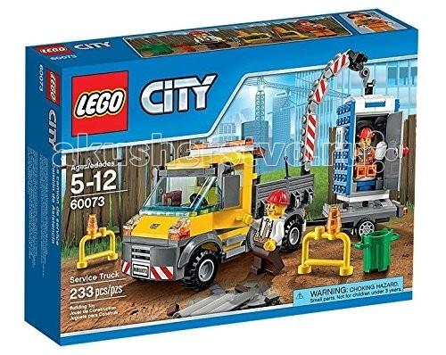 ����������� Lego City 60073 ���� ����� ������ ���������������