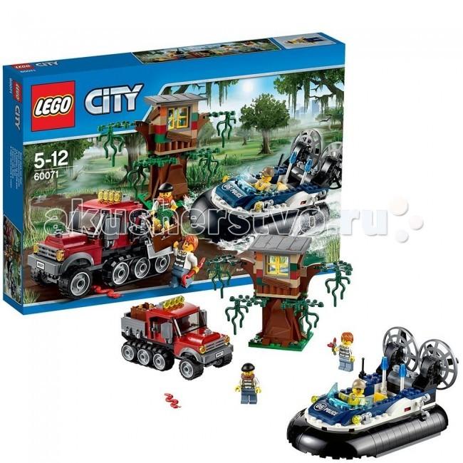 ����������� Lego City 60071 ���� ����� ����������� ������� �� ��������� �������