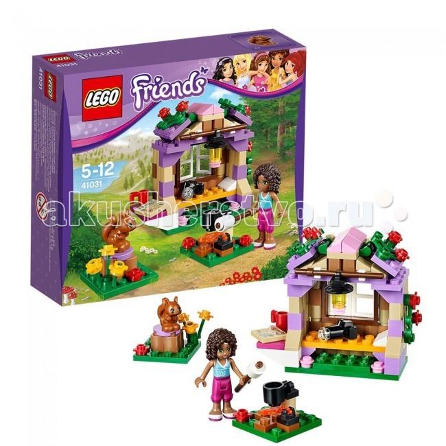 Купить Конструкторы Friends 41031 Лего Подружки Домик Андреа в горах  Конструкторы Lego