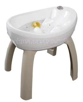 Ok Baby Ванна-джакузи Onda Luxy Bubbles