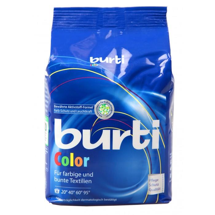 Burti Стиральный порошок для цветного и тонкого 1,5 кг