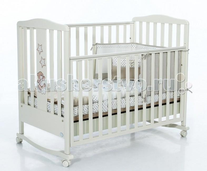Детские кроватки Bambolina Artist 120х60