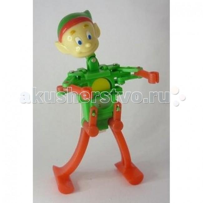 Заводные игрушки Z-Wind Ups Заводная игрушка Эльф элфи