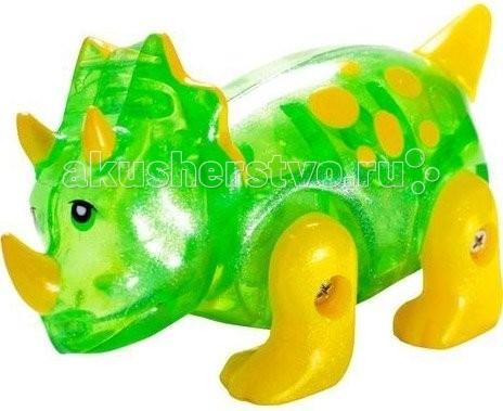 Заводные игрушки Z-Wind Ups Заводная игрушка Трицератопс тат