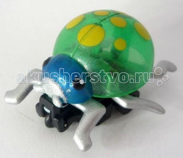 Заводные игрушки Z-Wind Ups Заводная игрушка Божья коровка луиза