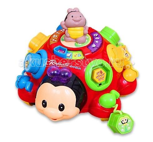 Каталка-игрушка Royalcare Сортер Жук от Акушерство