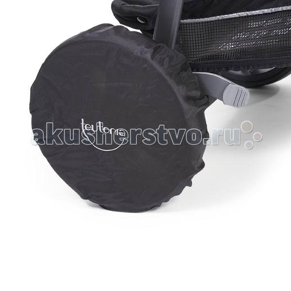 Аксессуары для колясок Teutonia Чехлы для колес SW-01