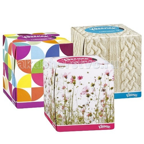 Kleenex �������� � ������� Collection 100 ��.