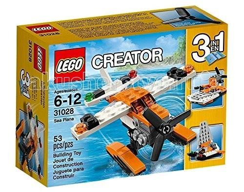 Конструктор Lego Creator 31028 Лего Криэйтор Гидроплан