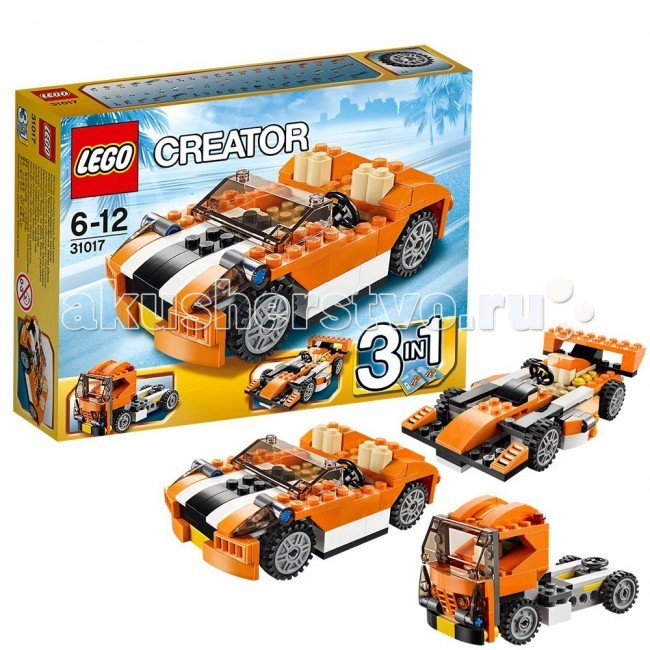 ����������� Lego Creator 31017 ���� �������� �������� ������ ������