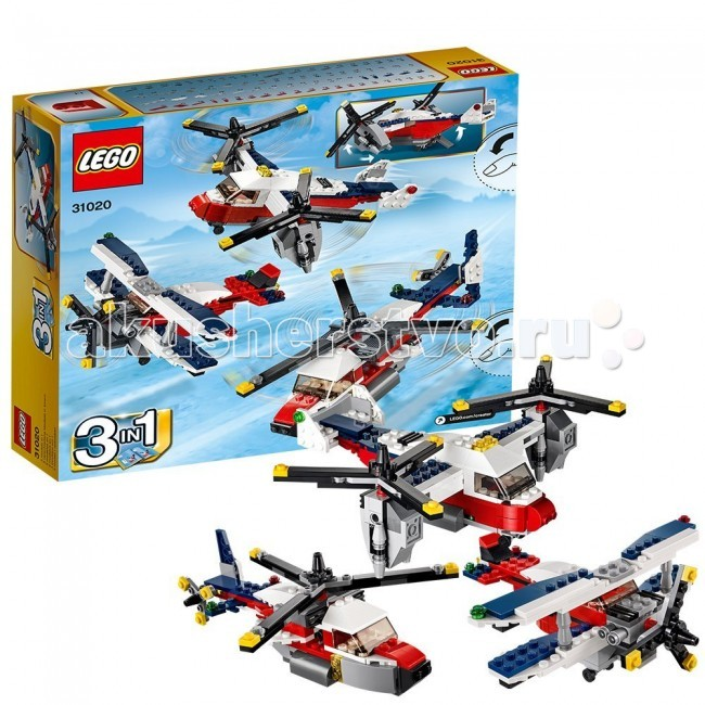 ����������� Lego Creator 31020 ���� �������� ����������� �� �������������