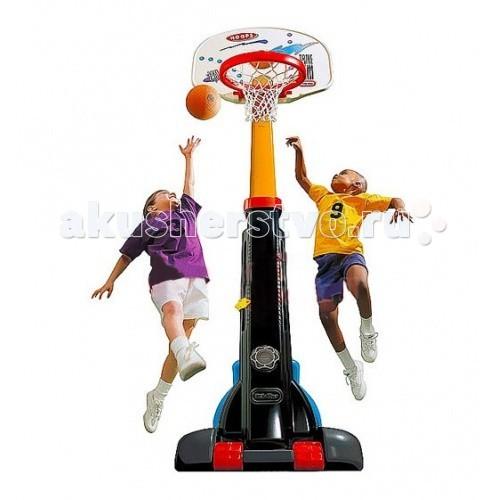 Little Tikes Баскетбольный щит раздвижной 210 см 4339