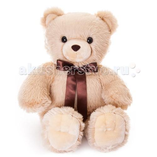 Мягкая игрушка Aurora Медведь 100 см 110-08Медведь 100 см 110-08Медведь 100 см  Игрушка изготовлена из экологически чистых материалов: высококачественного плюшa и гипoaллepгeнного cинтепoна.  Не деформируется и не теряет внешний вид при машинной стирке.  Длина игрушки: 100 см<br>