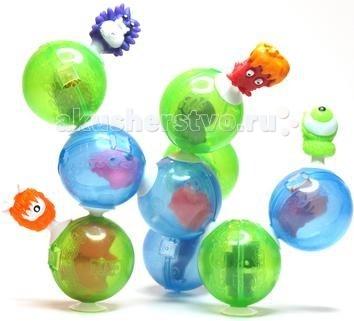 Развивающая игрушка Zing Присоски