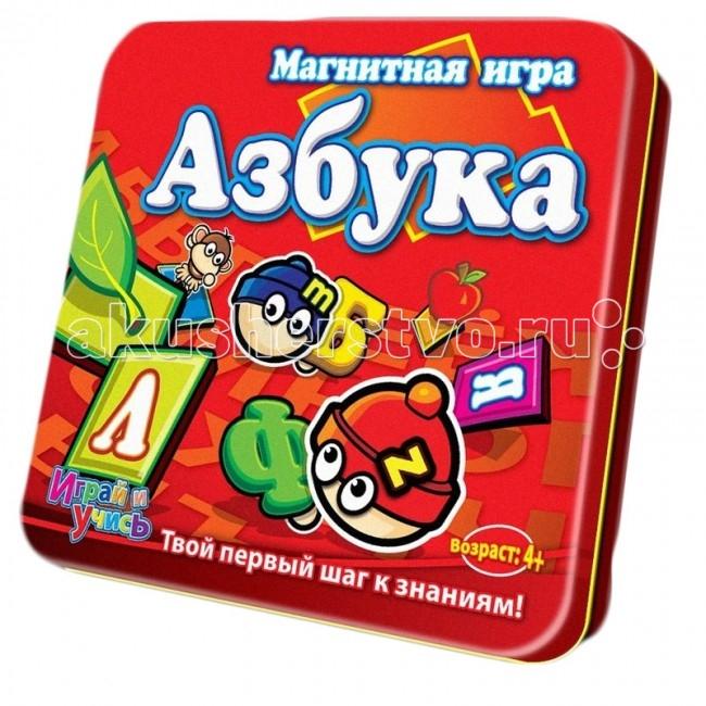 Mack&amp;Zack Магнитная игра АлфавитМагнитная игра АлфавитМагнитная игра MACK&ZACK LP-ABC Алфавит.  Игрушки для детей под брендом Mack & Zack производятся в Гонконге. Гонконгская компания уже зарекомендовала себя на международном рынке детских товаров как производитель одних из самых необычных игрушек с высокой развивающей ценностью. На полках российских магазинов игрушки Mack & Zack прочно поселились и уверенно завоёвывают доверие родителей и любовь малышей.  Mack & Zack - это, в основном настольные развивающие игры, созданные для разных возрастных групп и интересов. Они станут отличными спутниками в развитии детей, в познании нового у подростков и в увлекательном времяпровождении у взрослых. Все развивающие игровые наборы Mack & Zack созданы с целью стимулировать ребёнка к самостоятельному знакомству и анализу полученных новых знаний, что является основным и привлекательным преимуществом продуктов этого бренда. Вся информация предоставляется в лёгкой и красочной форме.  Магнитная игра MACK&ZACK Азбука - это занимательный обучающий игровой набор, предназначенный для детей младшего возраста. С помощью данного набора они смогут научиться распознавать буквы русского алфавита. На каждой карточке с буквой нарисован предмет, чтобы было понятно, как произносить букву.  В набор включено:  более 33 игровых элементов  1 волчок  подробная инструкция.<br>
