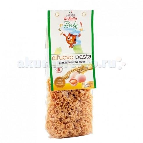 Макароны Pasta la Bella Baby Макароны яичные с 18 мес. 250 г